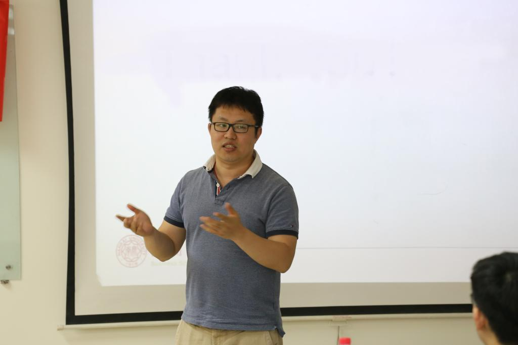 Prof Xinsheng CHENG: Corporate Governance and Innovation